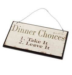 Makes a great gift as a shabby chic addition to any home. Wooden sign.