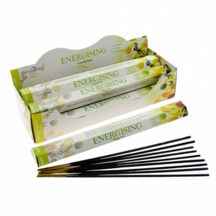 Stamford Energising Incense Sticks