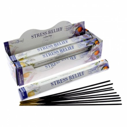 Stress Relief Incense Sticks By Stamford