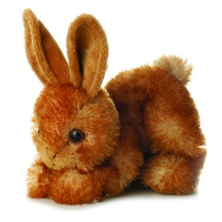 Soft Toy - Bitty Rabbit 8in