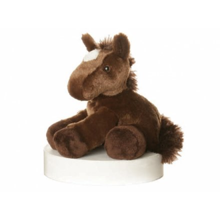 Flopsie Prancer Horse 8in