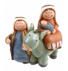 Nativity ornament, an ideal Christmas decoation for the home