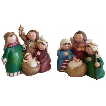 Small Nativity Mix 2a