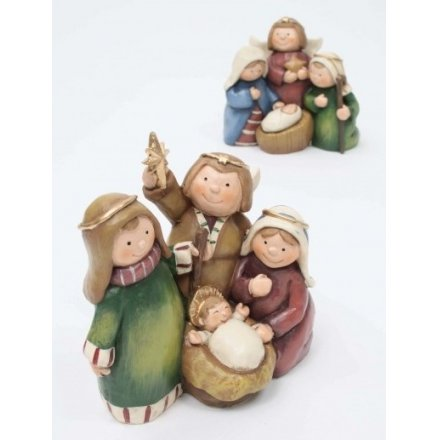 Small Nativity Mix 2a