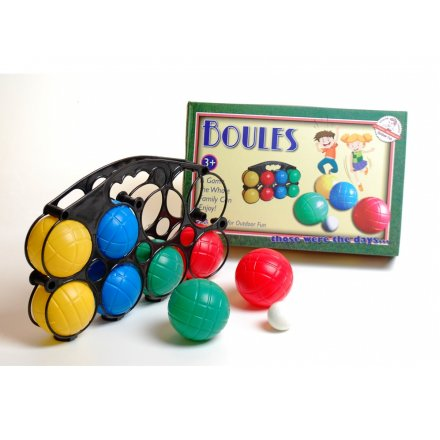 Retro Boules Set