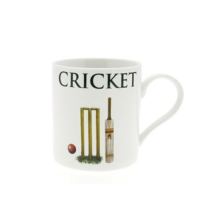 Cricket Fine China Oxford Mug Boxed