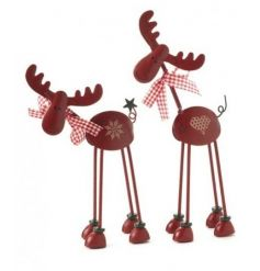 Metal Christmas ornaments from our Chic Christmas range