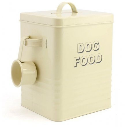 Home Sweet Cream Dog Food Tin
