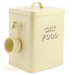 Cream kitchenware range by Leonardo, gift boxed storage tin