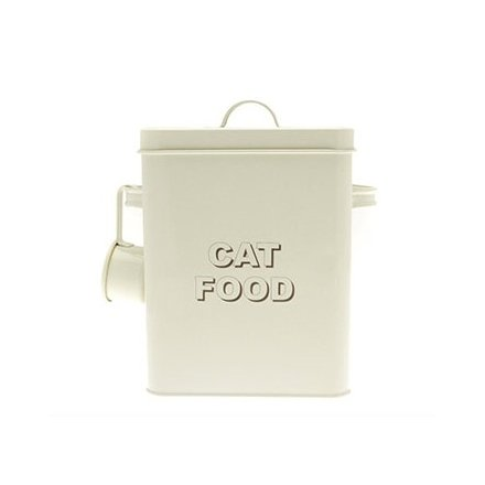Home Sweet Cream Cat Food Tin