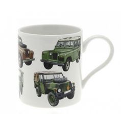 The Leonardo Collection 4x4 fine china mug