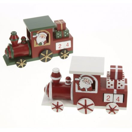 Wooden Train Mix