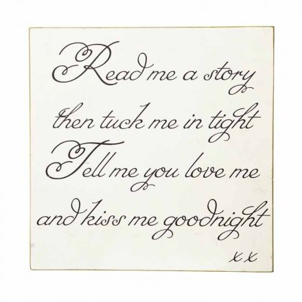 PCE432 / Read Me A Story Sign | 17478 | Kids / Signs & Frames ...