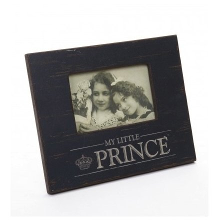 My Little Prince Wooden Frame 25cm