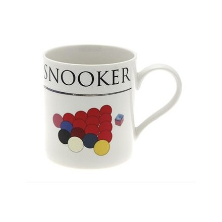 Snooker Oxford Mug