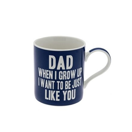 Wisdom Grow Up Like Daddy Mug