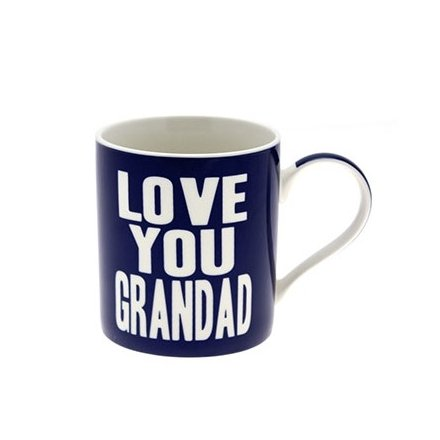 Words Of Wisdom Love Grandad Mug
