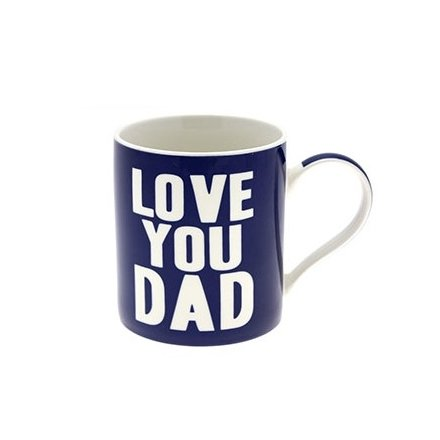 Words Of Wisdom Love You Dad Mug