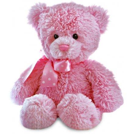 Yummy Bear - Pink 12in