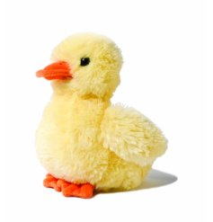 From the Flopsie range by Aurora World. Cute little quacker soft toy 6in
