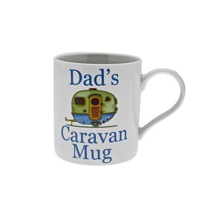 Just for Fun Dads Caravan Mug