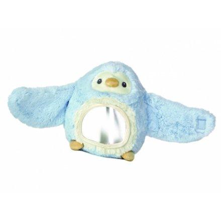 Penguin Blue - Peek A Boo 7in