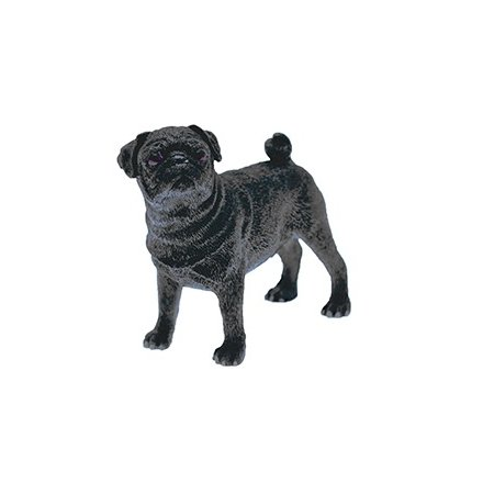 Leonardo Collection - Black Pug