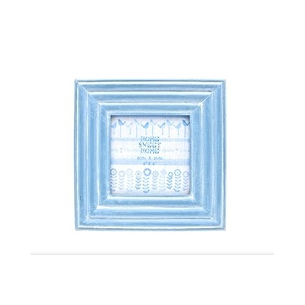 Baby Blue Frame 4 x 4