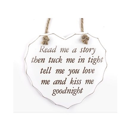 Read Me A Story Plaque