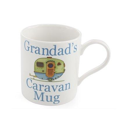 Just for fun Grandad Caravan Mug