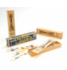 Those were the days... traditional pick up sticks game