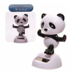 Fun and popular dancing panda solar pal