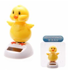 Popular solar powered yellow duck from the Solar Pal range