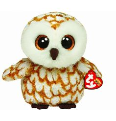 A quality plush owl made from soft and cuddle fabric making it extremely huggable.
