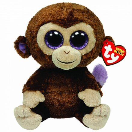 TY Beanie Boo Coconut Monkey
