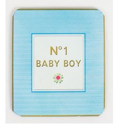 A cute magnet for that special someone from the popular Heaven Sends No 1 range