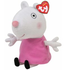 Collect all your favourite characters, this Suzy Sheep TY soft toy is part of wide range!