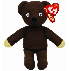 A collectable MR Bean teddy bear from the high quality TY range