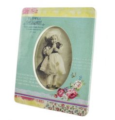 Pretty picture frame from the popular Flower Garden range from Heaven Sends