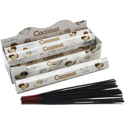 Stamford Incense Sticks- Coconut