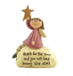 Reach for the Moon sweet ornament by Heaven Sends