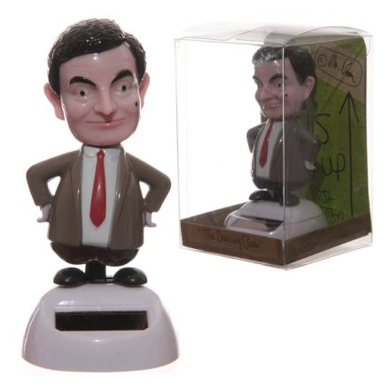 Comical Mr Bean solar pal, a popular and humorous toy