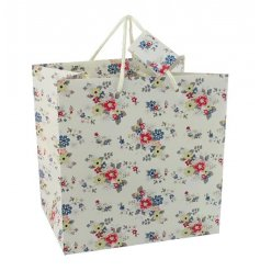 Summer Daisy design gift bag in a medium size