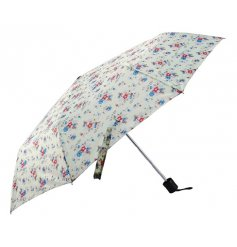 Practical folding umbrella from the popular Summer Daisy range