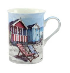 China mug by Leonardo from the Sandy Bay range