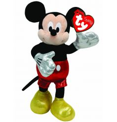 High quality Mickey Mouse soft toy with classic outfit and sound
