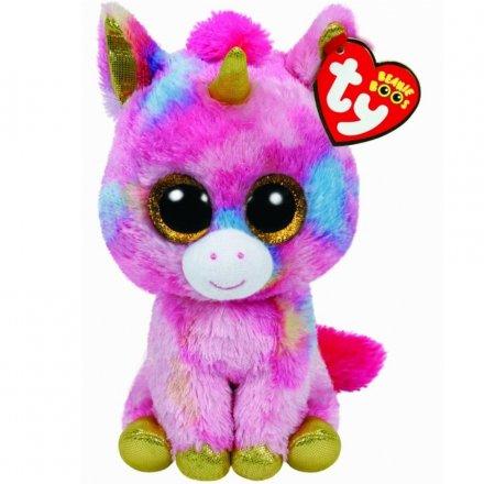 Fantasia Unicorn Beanie Boo TY