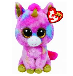Bright and colourful TY Beanie Boo soft toy, collect your favourite characters