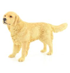 Standing golden retriever ornament by Leonardo