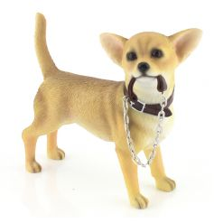 From the popular Leonardo collection, a collectable Walkies Chihuahua